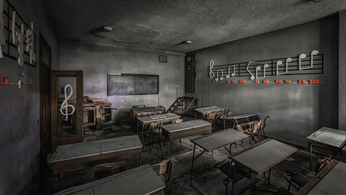 Dark School of Music