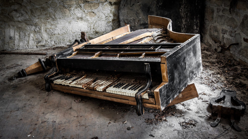 Grand Piano Weaving Mill