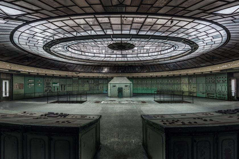 Art Deco Powerplant